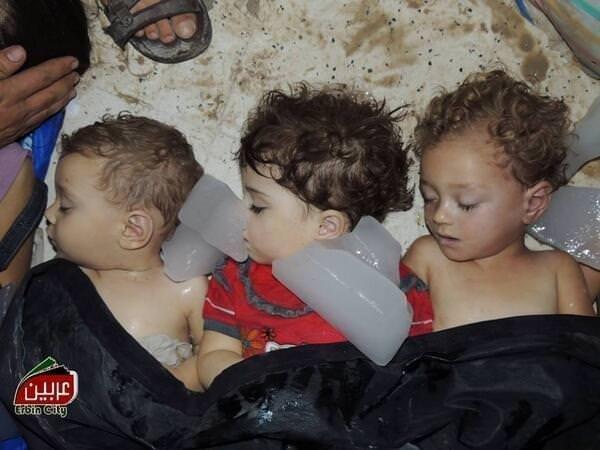 Esad artık soykırıma başladı +18