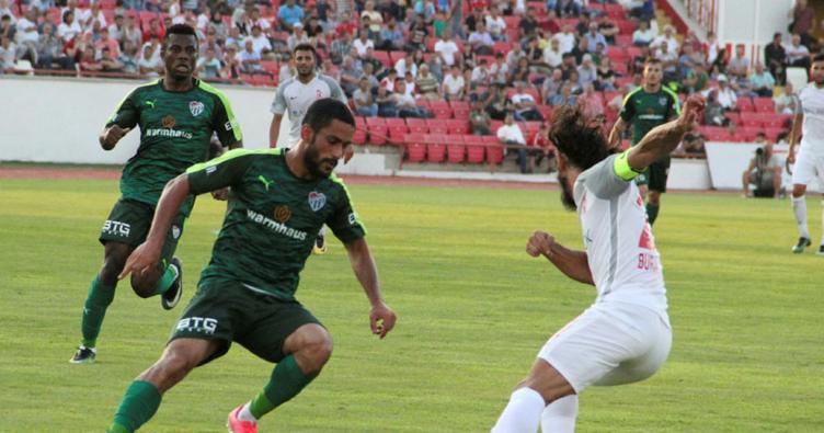 Balıkesirspor: 2 - Bursaspor: 1
