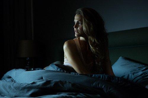 Karanlıktan Gelen filminden kareler
