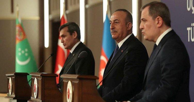 'Üç kardeş ülkenin dayanışması sürecek'