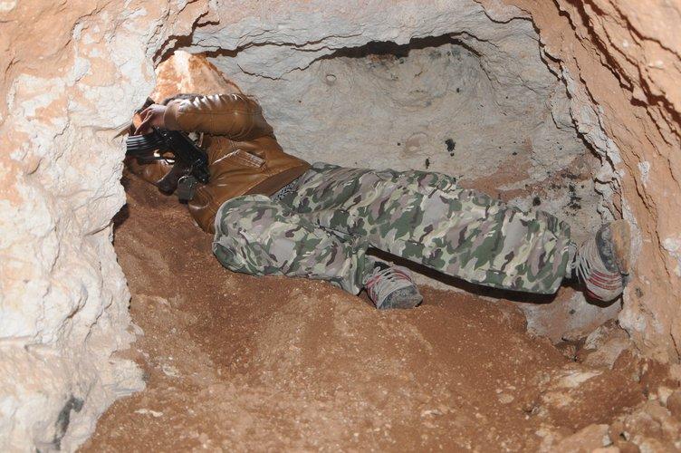 Afrin teröristlerden temizleniyor