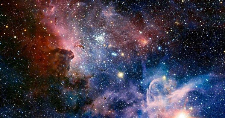 Galaksiler arası boşlukta ne var?