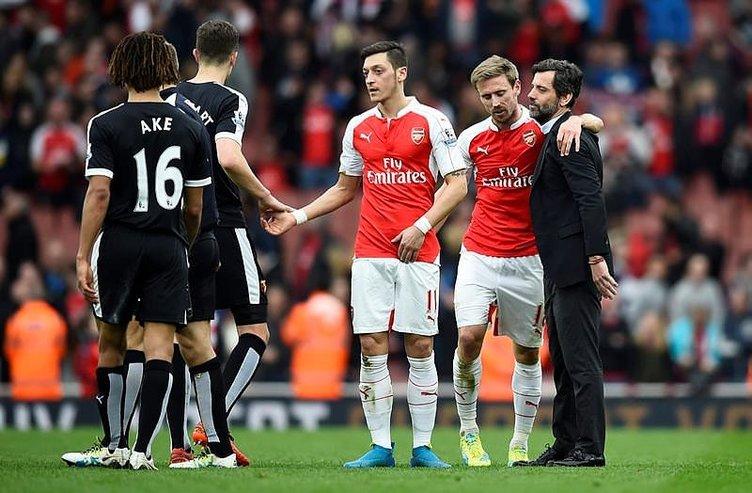 Mesut Özil: Bu sezon sonunda...