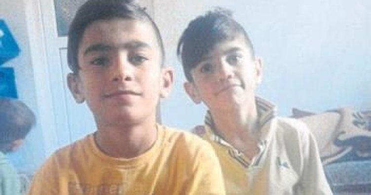 Suriyeli iki kardeş ölüme birlikte gitti
