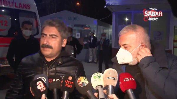 Rasim Öztekin'in ölüm haberi sonrası sevenleri hastaneye akın etti | Video