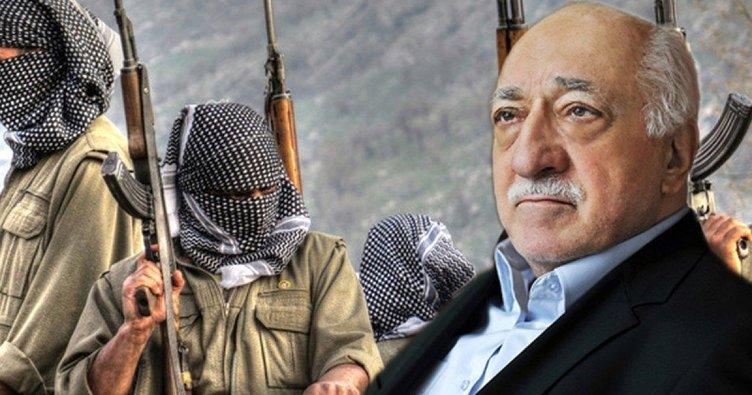 Bağımsız Kürdistan için FETÖ imza toplamış