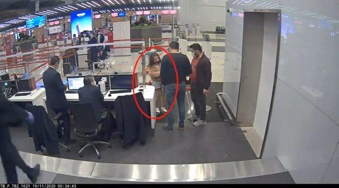 Son dakika haberi: İstanbul havalimanında kadın terörist böyle yakalandı - Son Dakika Haberler