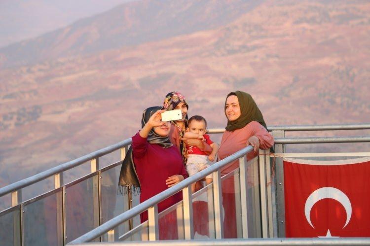 Türkiye'nin 45'inci milli parkı Botan Vadisi