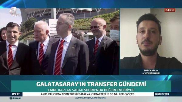 Galatasaray sol bek Alex Moreno ile anlaştı!