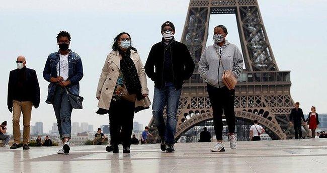 Fransa'da son 24 saatte 26 bin 829 yeni vaka