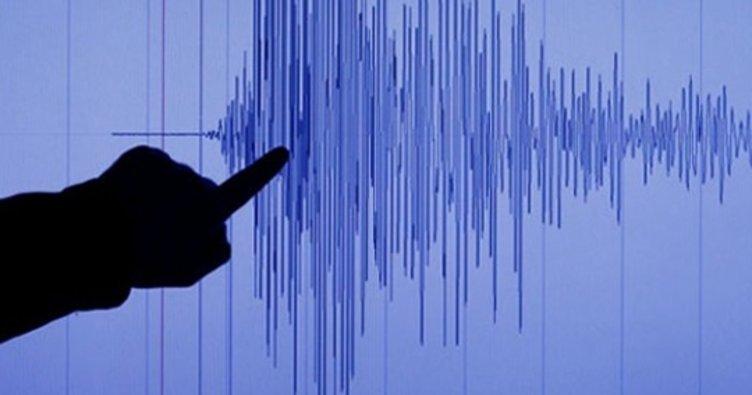 Çin'de 7 büyüklüğündeki deprem