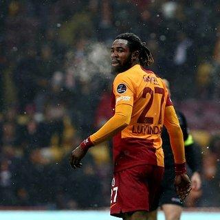 Galatasaray'da Luyindama'nın bileti kesildi!