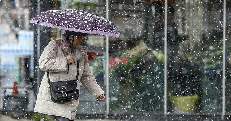 SON DAKİKA: Ankara hava durumu: Ankara'da kar yağışı ne kadar sürecek?