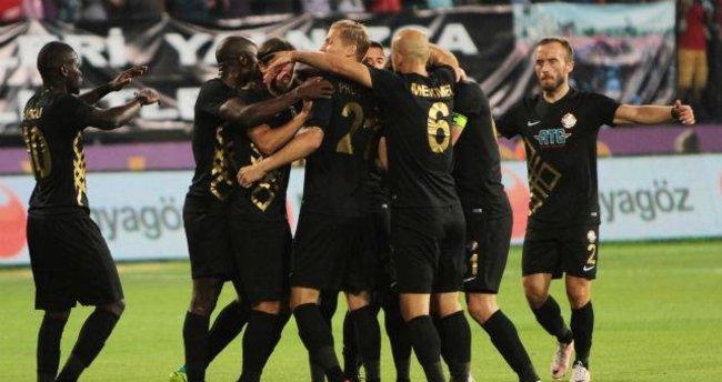 Zürih-Osmanlıspor maçına doğru