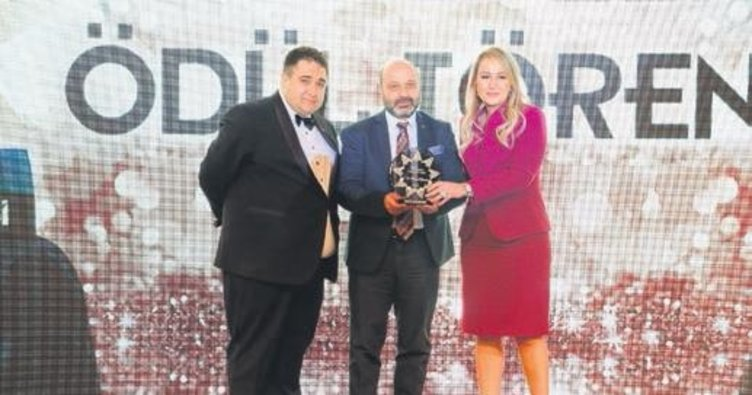 Turkuvaz Medya'ya iki ödül