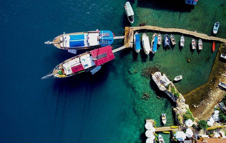 Türkiye fanusa gizlenmiş bir cennet!