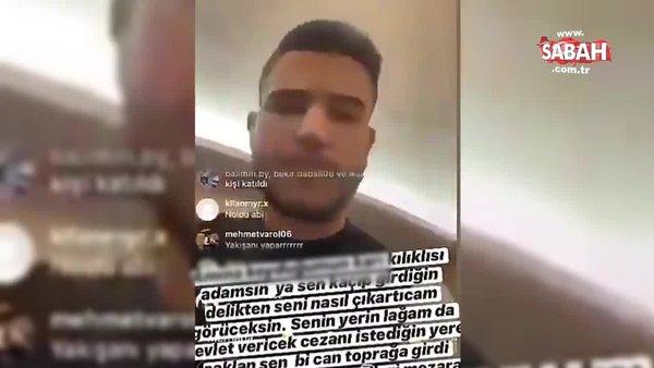 İntihar ettiği iddia edilen Aleyna Çakır neden öldü? Aleyna Çakır'ı darp eden sevgilisi Ümitcan Uygun'un videosu ortaya çıktı | Video