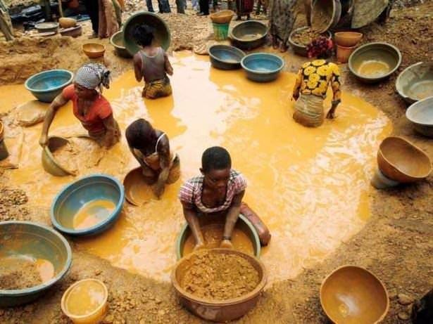 Hangi ülkede daha çok altın var?