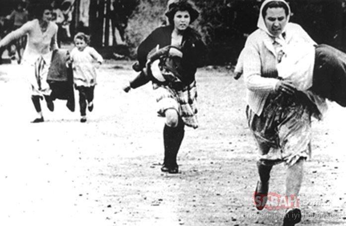 İşte o tarihi kareler! Bugün Kıbrıs Barış Harekatı'nın 46'ncı yıl dönümü