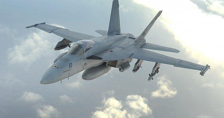 SON DAKİKA: ABD Suriye rejiminin uçağını düşürdü!