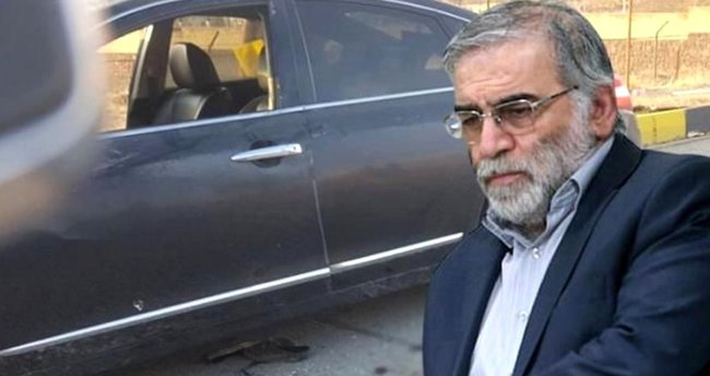 ABD'li yetkili, Fahrizade suikastının ardında İsrail'in olduğunu ileri sürdü