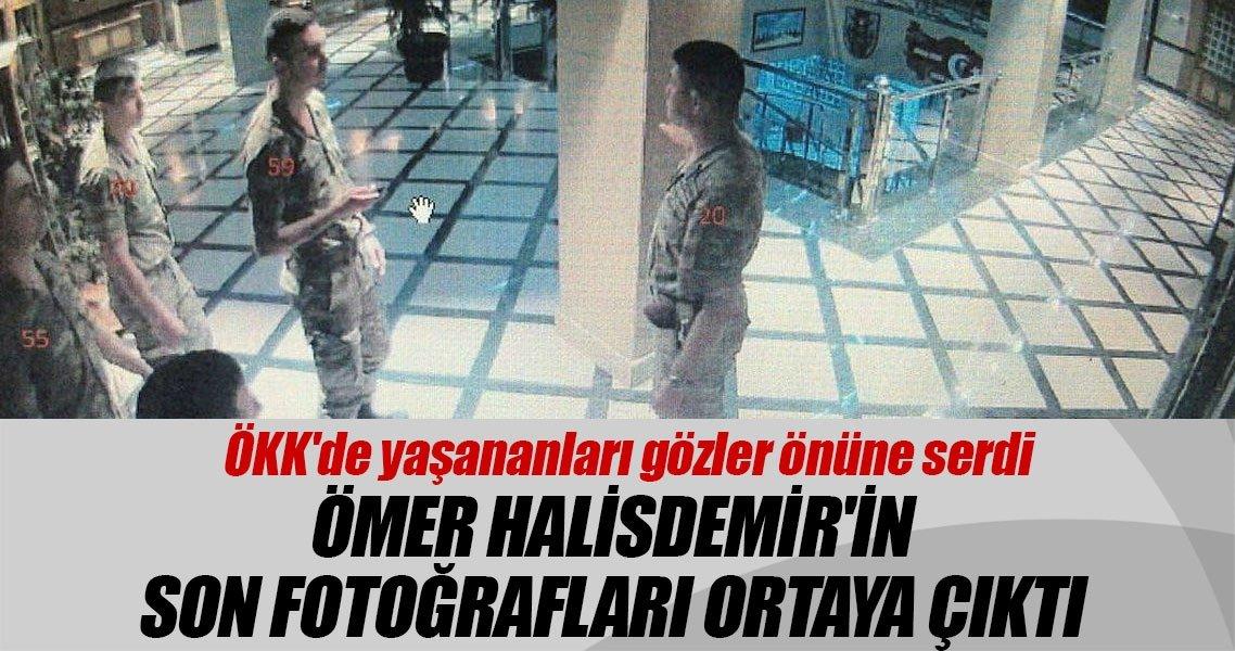 Kahraman Astsubay Halisdemir'in son fotoğrafları ortaya çıktı