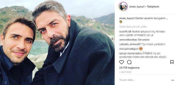 Ünlülerin Instagram paylaşımları (01.03.2018)