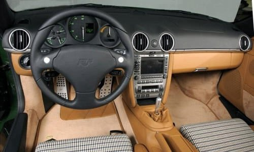 Porsche'dan çevreci otomobil