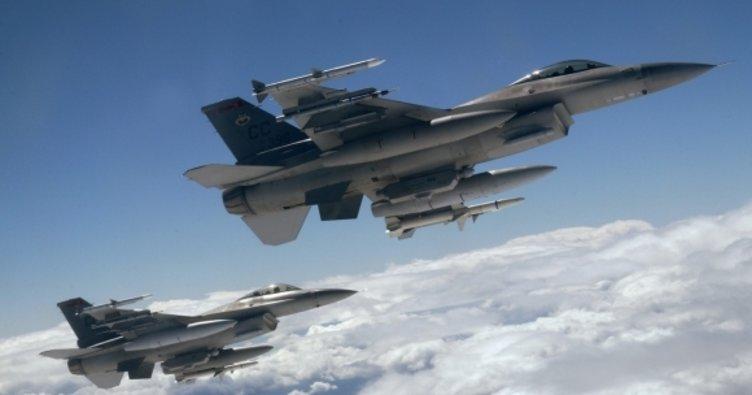 SON DAKİKA: Koalisyon güçlerinden rejim güçlerine hava saldırısı!