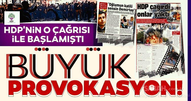 Son dakika: 6-8 Ekim Kobani olaylarında ne olmuştu? HDP'li eski vekiller gözaltına alındı