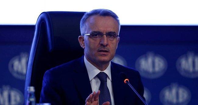 Maliye Bakanı Naci Ağbal asgari ücretlileri uyardı!