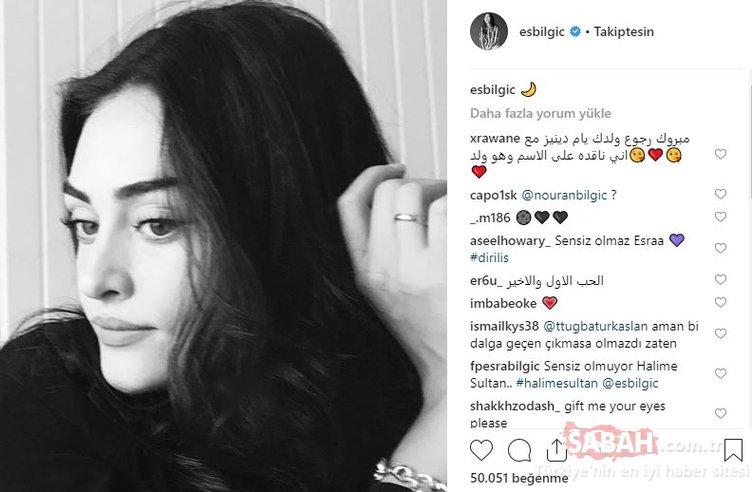 Ünlü isimlerin Instagram paylaşımları (08.11.2018)