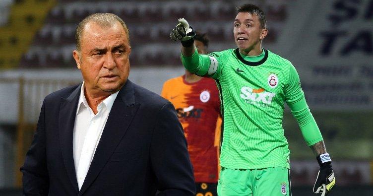 Son dakika: Galatasaray-Beşiktaş derbisi öncesi şok Muslera sözleri! Galatasaray için felaket olur