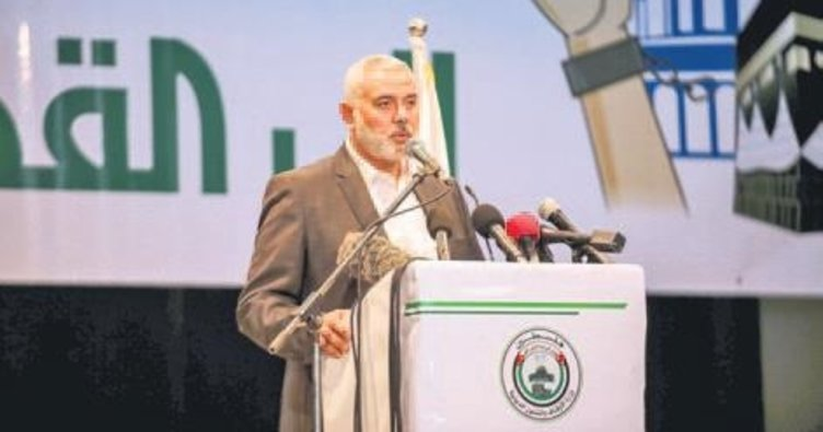 Hamas'ın yeni lideri İsmail Heniyye oldu