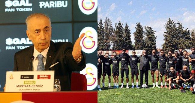 Mustafa Cengiz futbolcuları hedef almıştı! Abdurrahim Albayrak...
