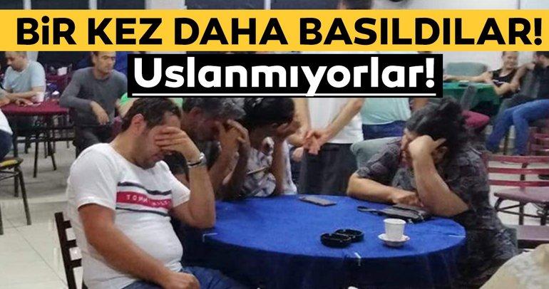 Tekirdağ'da işyerini kumarhaneye çevirip, İstanbul'dan müşteri getirmişler