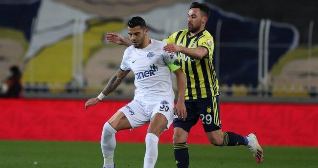 Son dakika: Fenerbahçe'nin Konyaspor maçı kadrosu açıklandı! Sinan Gümüş şoku