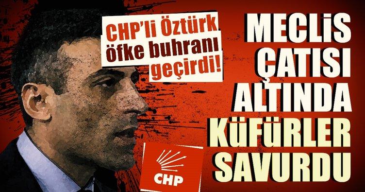 CHP'li Öztürk Yılmaz eleştirilere küfürle karşılık verdi!