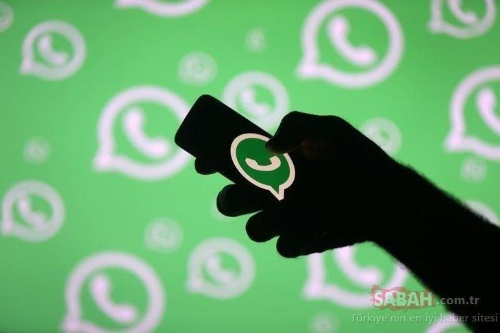 WhatsApp'tan geri adım! WhatsApp'ta kaldırılan o özellik geri geliyor