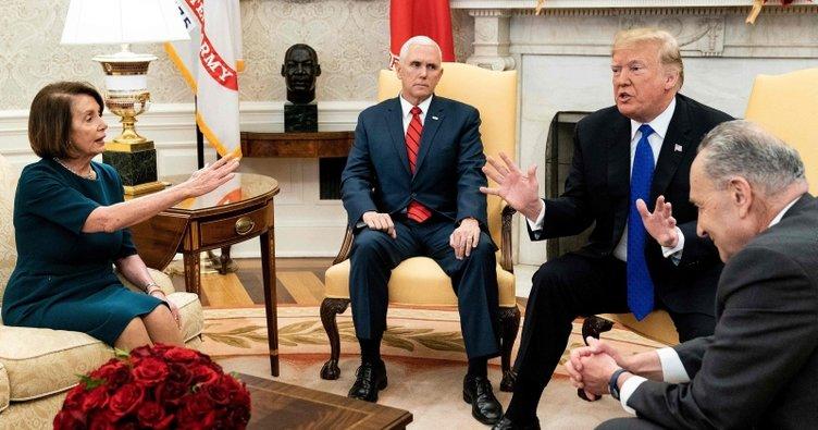 Trump'tan Temsilciler Meclisi Başkanı'na seyahat engeli