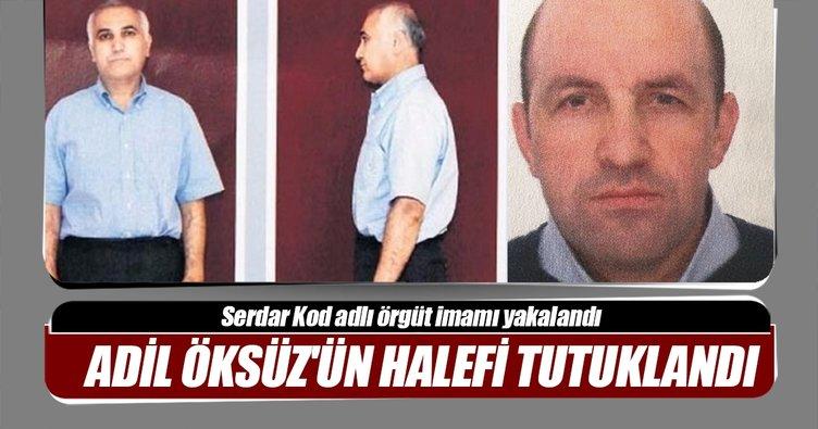 Adil Öksüz'ün halefi tutuklandı