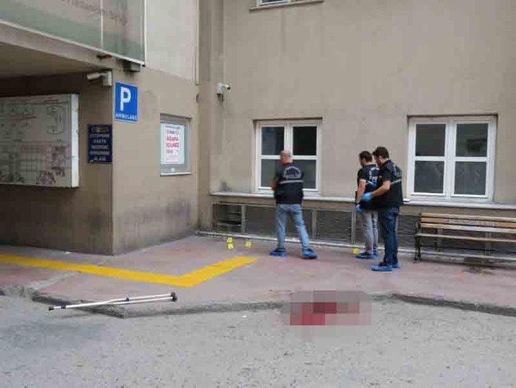 Son Dakika: Ümraniye Eğitim ve Araştırma Hastanesi'nde silahlı saldırı: 2 ölü!