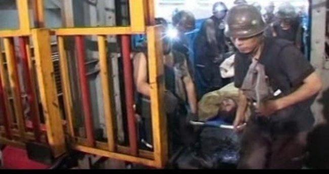 Çin'de kömür madeninde patlama