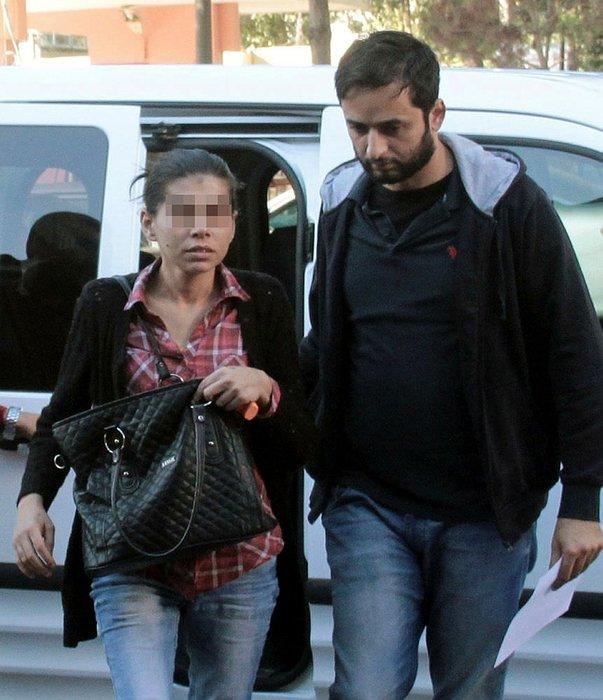 Uyuşturucu almak için bebek maması çalan kadın yakalandı