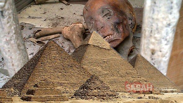 Antik Mısır'da büyük gizemin kapısı aralandı! 3 bin 200 yıl sonra açığa çıktı…