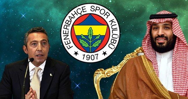 Prens Selman, Fenerbahçe'nin yıldızını gözüne kestirdi! Newcastle Fenerbahçe'nin kapısını çalabilir...