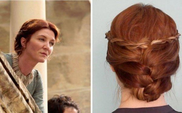 Fantastik bir dünyanın bir parçası olduğunuzu hissettirecek Thrones saç modelleri
