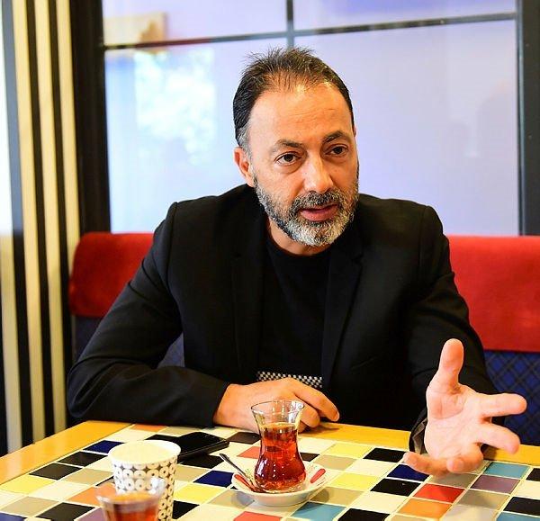 Murat Özbostan: Sahaya değil dışarıya bakmalı