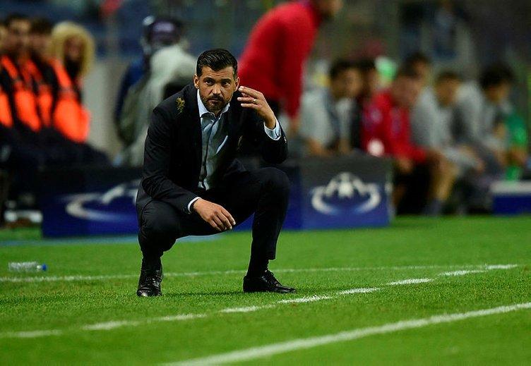 Porto'nun hocasından Beşiktaş'ın yıldızına övgü