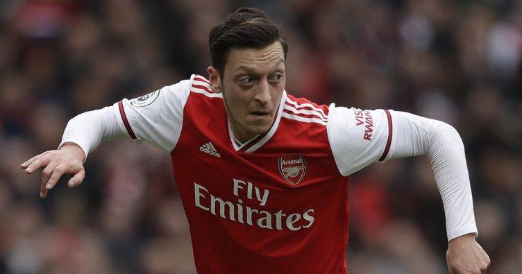 Son dakika: Mesut Özil adım adım Fenerbahçe'ye! Arsenal ile sözleşmesini feshedecek...